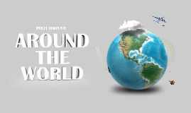 Copy of FREE TEMPLATE - Around The World