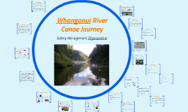 Copy of Whanganui River Canoe Journey