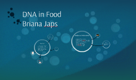 DNA in Food