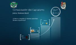 Consolidación del Capitalismo