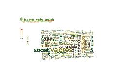 Ética nas redes sociais