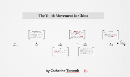 The Youth Movement in China