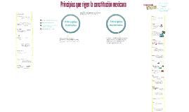 Copy of Principios que rigen la constitución mexicana