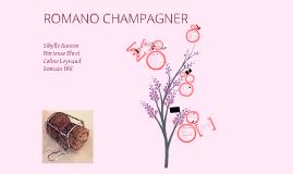 Presentation Allemand Champagne Romano