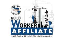 2015 Florida AFL-CIO Biennial Convention