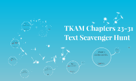 TKAM Chapters 23-31