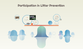 Participation in Litter Prevention