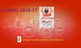 Reunión Padres 4º CURSO 2016-17