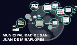 MUNICIPALIDAD DE SAN JUAN DE MIRAFLORES