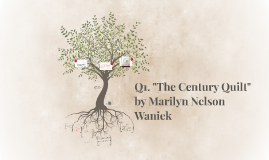 """The Century Quilt"" guided reading"
