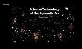 Romantic Era: Science Advancements