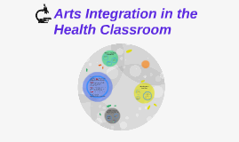 Arts Integration in the Health Classroom