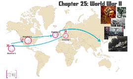 Chapter 25: WW2