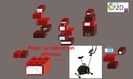 Projet : Le vélo