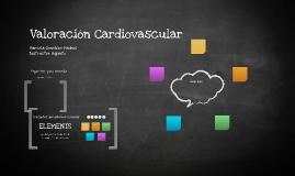 Valoración de Sistema Cardiovascular