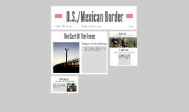 U.S./Mexican Border