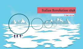 Italian Revolution 1848