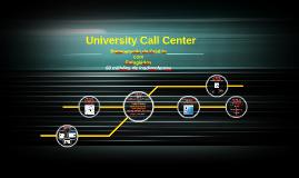University Call Center