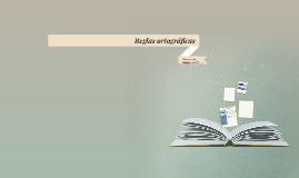 Acentuación gráfica de los monosílabos