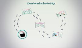 Kreatives Schreiben im Blog