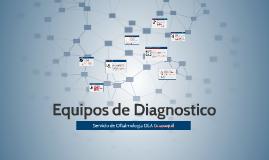 Equipos de Diagnostico