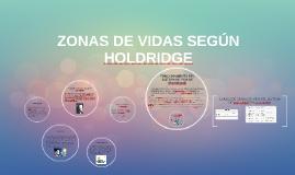 ZONAS DE VIDAS