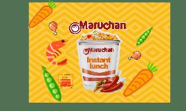 ¿ Que es MARUCHAN?