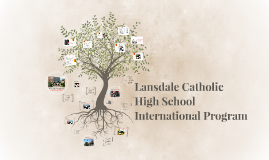 Lansdale Catholic International Program Chinese Version
