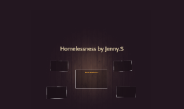 Homelessness by Jenny.S