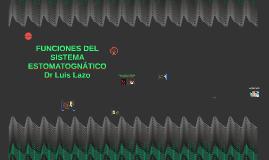Copy of FUNCIONES DEL SISTEMA ESTOMATOGNÁTICO