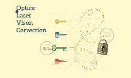 Optics: Laser Vison Correction