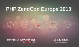 PHP 2013 Europe