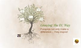 Growing The EC Way