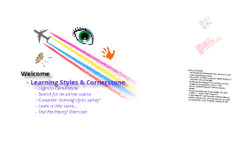 Copy of Learning Styles & Cornerstone
