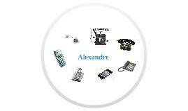 Alexander Graham Bell et l'invention du téléphone