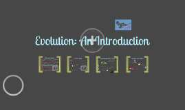 BI 1: Intro to Evolution