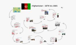 Copy of Afghanistan - 1979 bis 2001