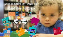 Uso del MMS en niños con autismo