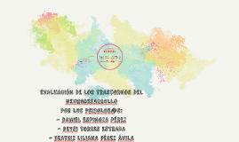 EVALUACIÓN DE LOS TRASTORNOS DEL NEURODESARROLLO