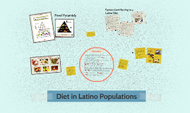 Diet in Latino Populations