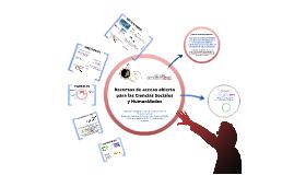 Recursos de acceso abierto para las Ciencias Sociales y Humanidades