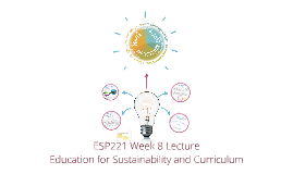 Copy of ESP221 Wk8 Lecture - EfS and Curriculum