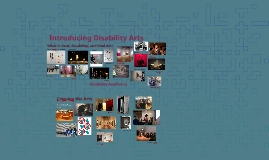 Introducing Disability Art June 4