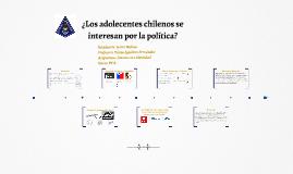 Los jóvenes y la política en Chile