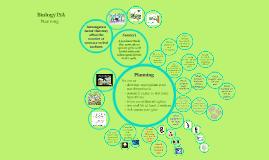 GCSE Biology ISA Planning