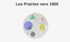 Les Prairies vers 1905