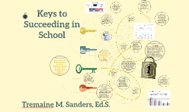 Keys to Succeeding in School