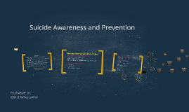 Copy of Suicide Prevention