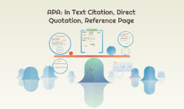 1016 Wk 10: Direct Quotation, Paraphrasing, and In Text Citation