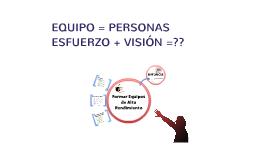 Copy of Equipo de Alto Rendimiento - Elun - Chile